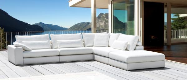 ALBERTA XL - Sofa Outdoor Kombination