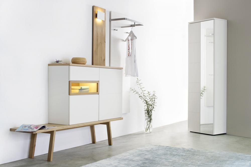 Casa-Deals Garderobe FOX Kombination 4